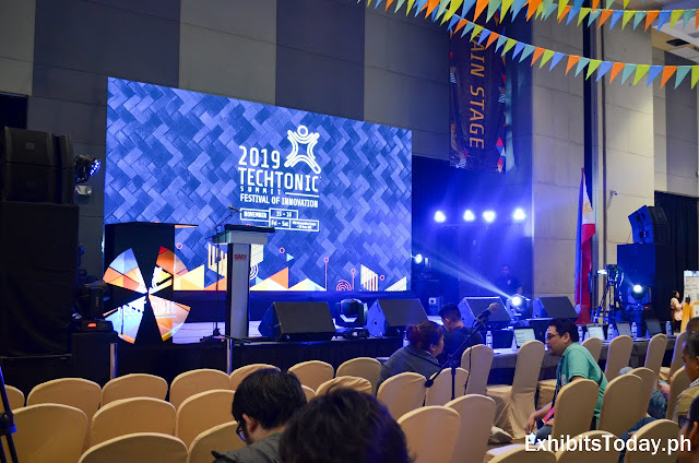 Techtonic 2019: Festival of Innovation Summit Stage