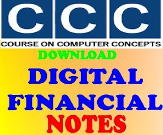 download CCC Digital Financial Hindi Notes