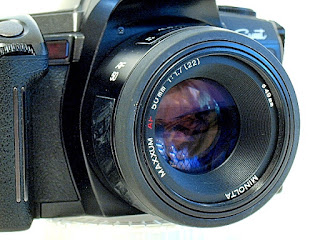 Minolta AF 50mm 1:1.7