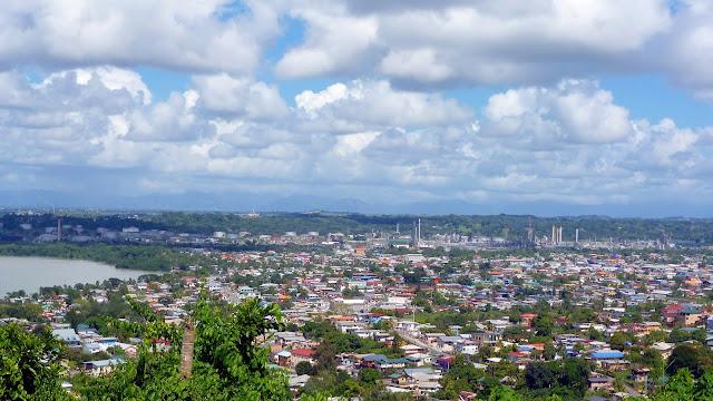 A landscape photo of Trinidad