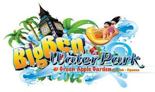 Harga Tiket Masuk Bigben Waterpark Green Apple Garden Residence Cipanas