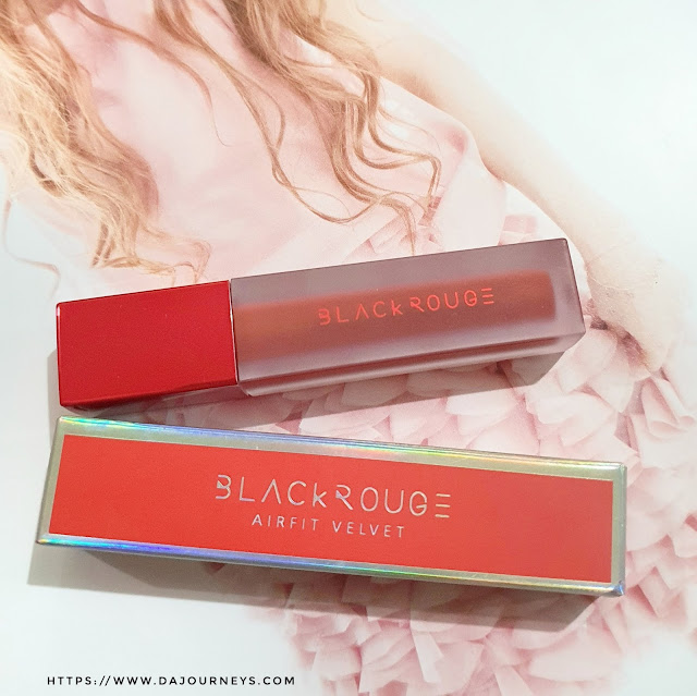Review BLACK ROUGE Air fit Velvet Tint