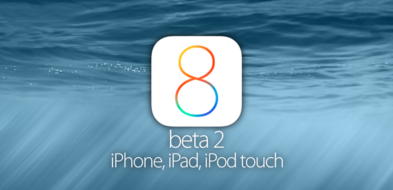 Apple iOS 8 Beta 2 Downloads
