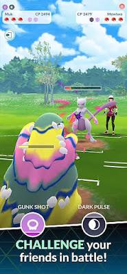 Pokémon GO Mod Apk For Android