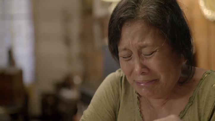 ISKA 2019 Ciemalaya movie starring Ruby Ruiz as Iska an impoverished grandmother dealing with her special needs grandchild