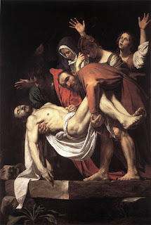 Caravaggio's The Entombment of Christ is among the Vatican's art treasures
