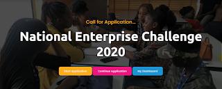 National Enterprise Challenge 2020 [Undergraduate & Postgraduate]