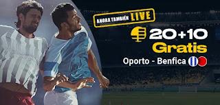 bwin promo Oporto vs Benfica 8 febrero 2020