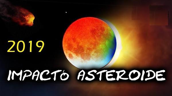 Alerta de impacto de asteroide