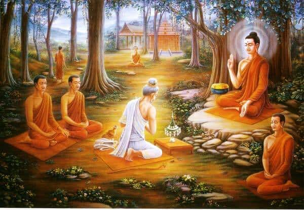 Đức Phật và lời nguyện độ vị đệ tử cuối cùng trong nhiều kiếp