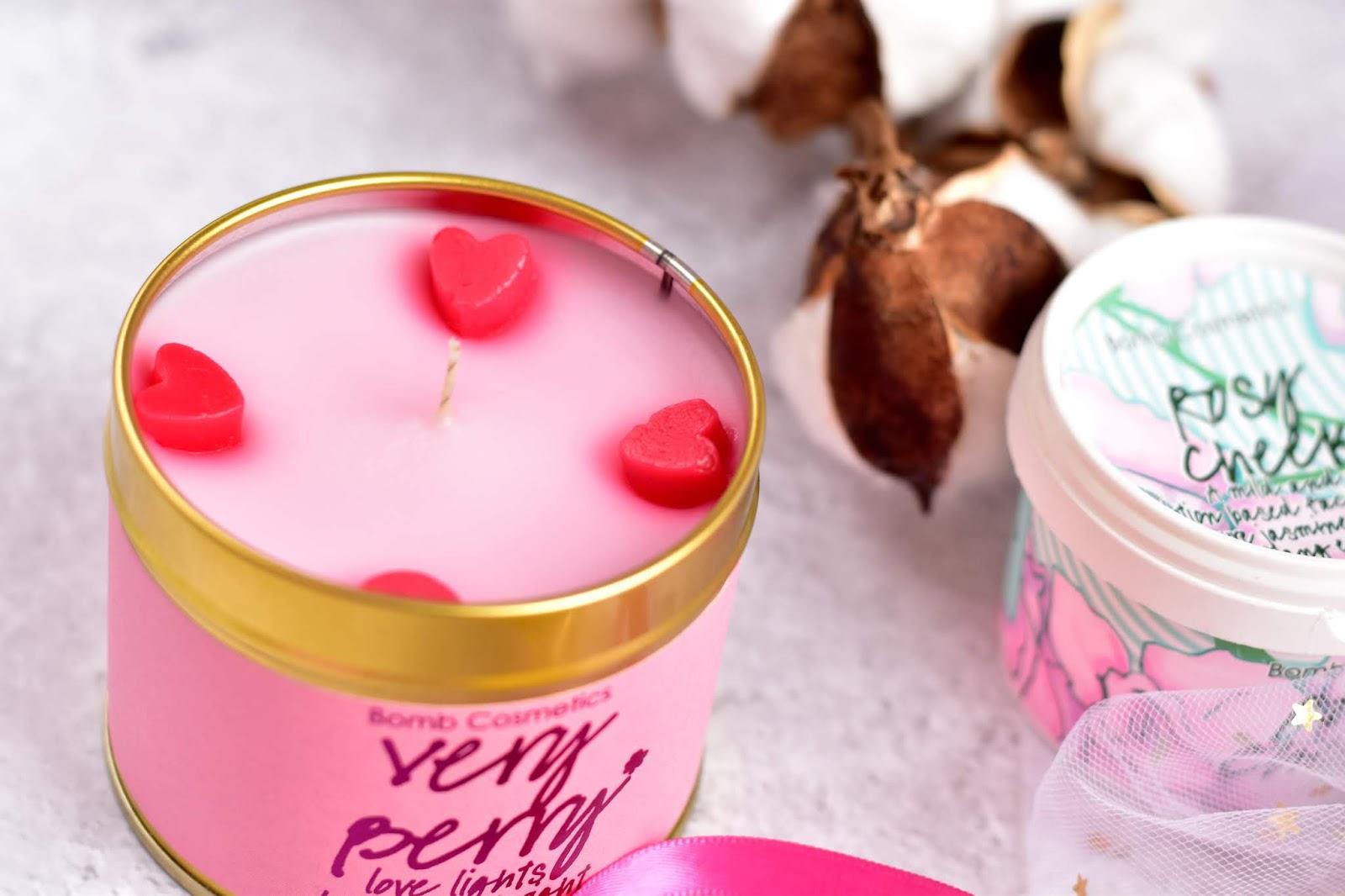 Bomb Cosmetics sviečky