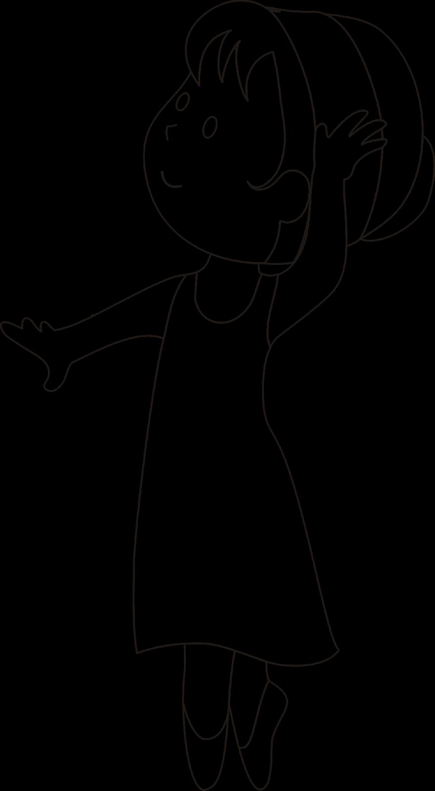 Clipart de Lindas Bailarinas.