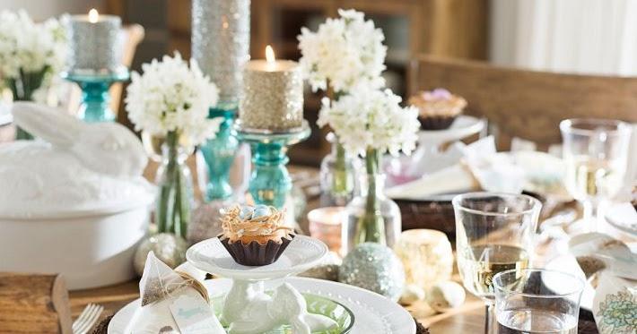 20 idee per decorare la tavola di pasqua raccolta kreattivablog - Decorare la tavola per carnevale ...