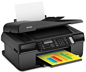 Epson stylus office tx515fn Wireless Printer Setup, Software & Driver