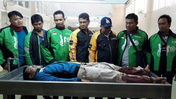 Insiden Polisi Salah Tembak Ojek, Netizen: Gitu Mau Pegang SAGL? Kasih Aja Pentungan