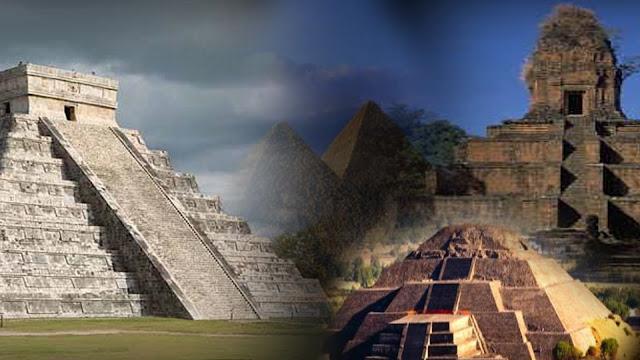 الأهرامات حول العالم ..ألغاز وتساؤلات