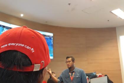 Main ke Markas Besar Air Asia Indonesia