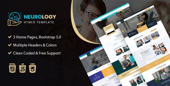 Best Psychology and Counseling HTML Template