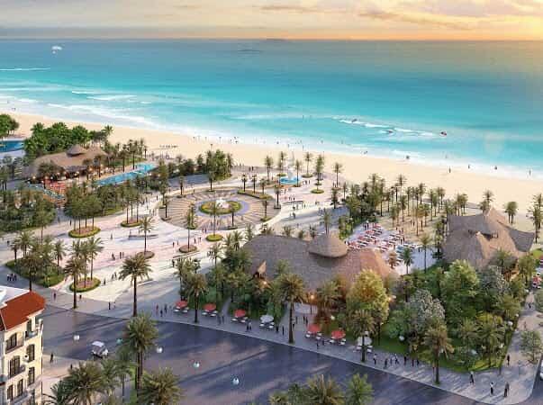 quảng trường biển Grand World