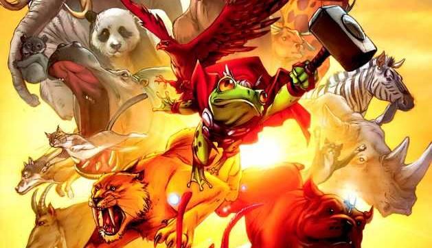 Siapa itu Pet Avengers? Simak asal-usul dan anggota Pet Avengers