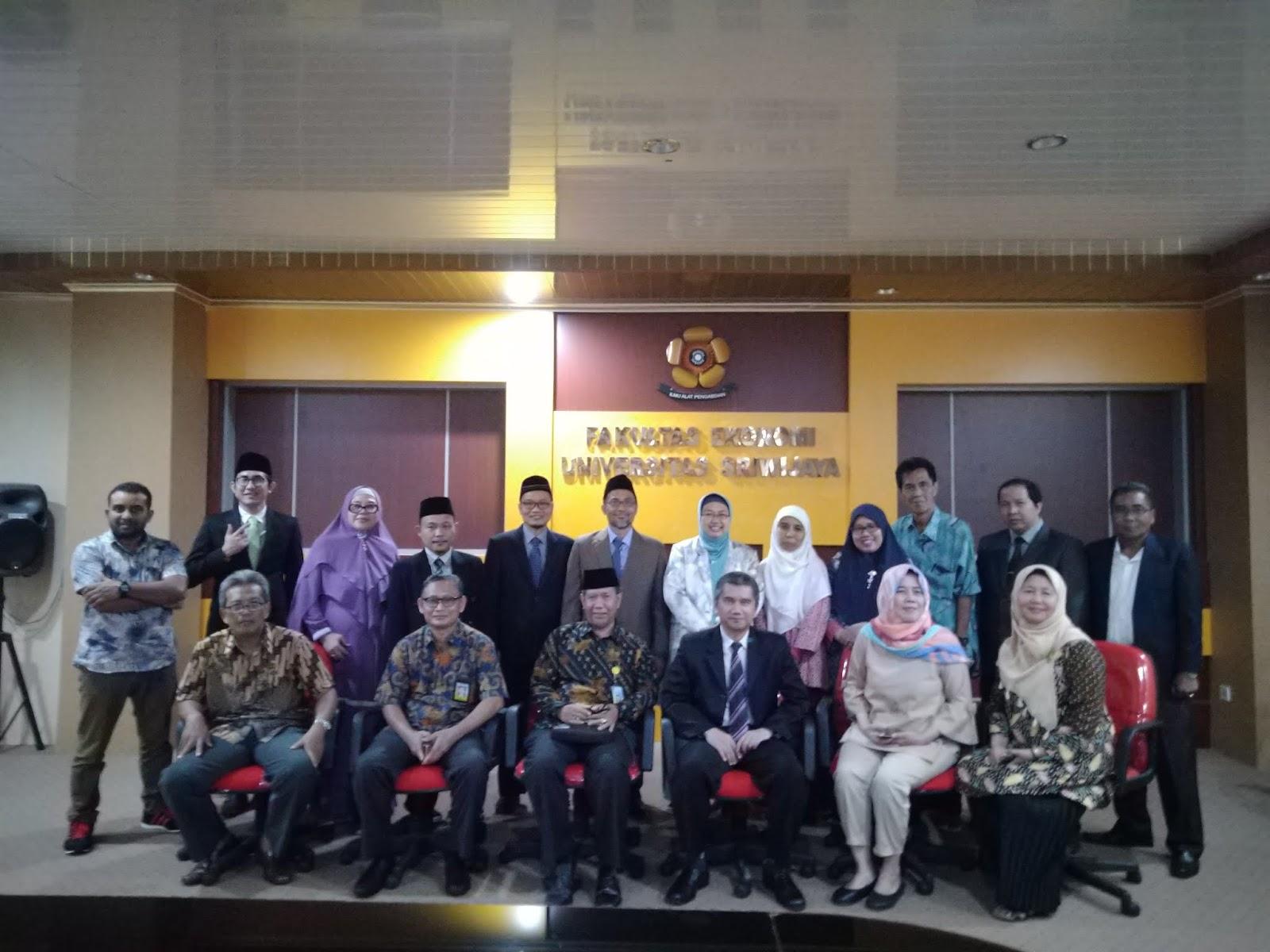 Pelantikan Ketua Dan Sekretaris Jurusan Manajemen Periode 2019