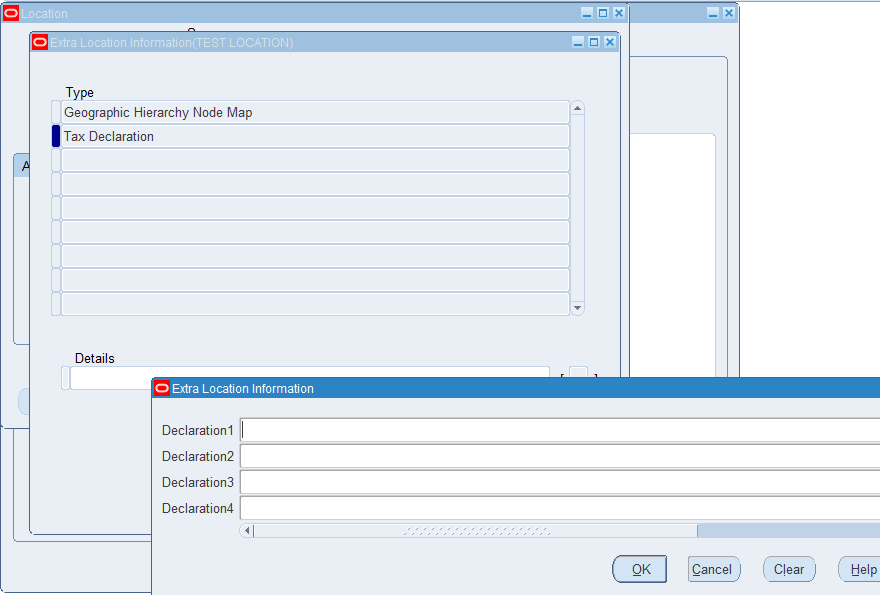 Oracle HRMS Extra Information Types « Learn Oracle