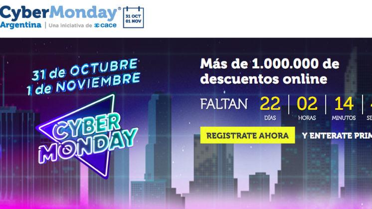 Cyber Monday 2016 en Argentina CACE