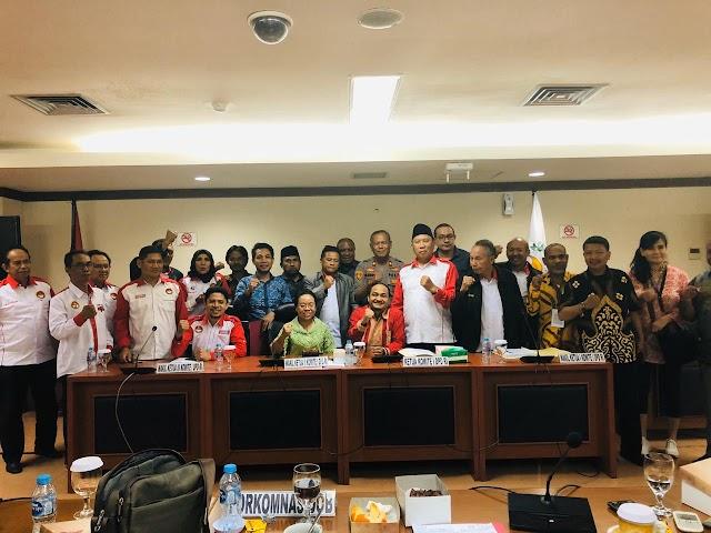 Komite I DPD RI Siapkan Pansus DOB