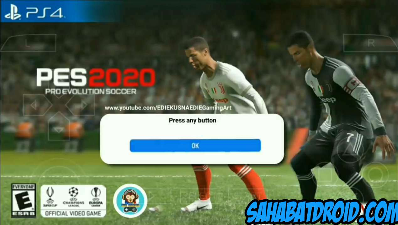 PES Chelito 2020 Mod Shopee Liga 1 Indonesia New Transfer ISO PPSSPP