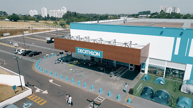 Vídeo Institucional Decathlon Londrina