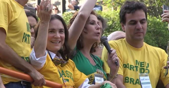 Regina Duarte critica Democracia em Vertigem: 'Oscar não vai reescrever a história'