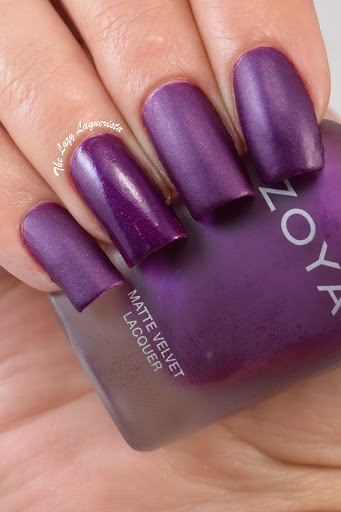 Zoya Iris Swatch
