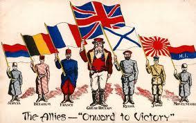 Resultado de imagen para Fotos del Reino Unido y sus aliados