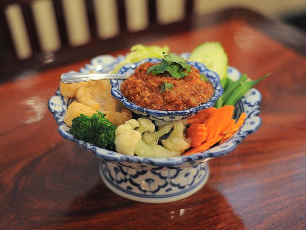 Restaurante Lotus of Siam em Las Vegas