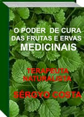 Livro - O Poder de Cura das Frutas e Ervas Medicinais - Sérgyo Costa1