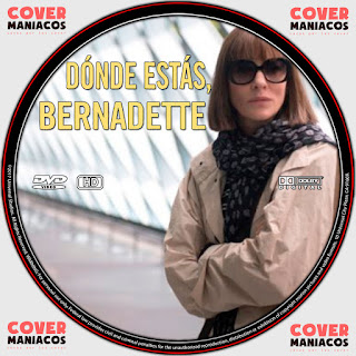GALLETA DONDE ESTAS BERNADETTE 2019[COVER DVD]