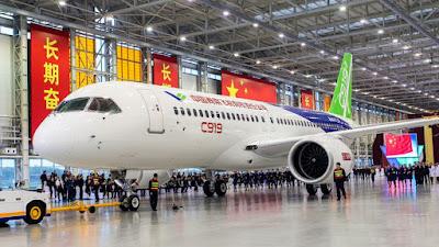 Joint venture: China e a Rússia unem forças para construir um grande avião de passageiros