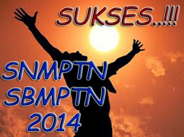 Simulasi SBMPTN 2014 (1) | Dedy Arfiansyah