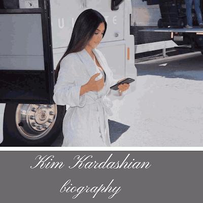 Kim kardeshians biography