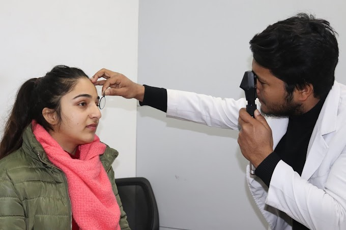 Allied eye health professionals in eye care services in Nepal