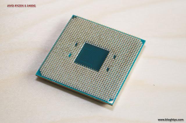 Unboxing AMD RYZEN 5 3400G