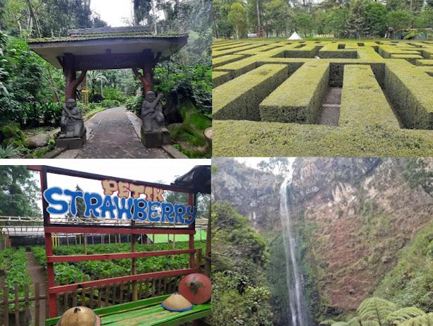 Coban rondo_Tempat wisata di Malang