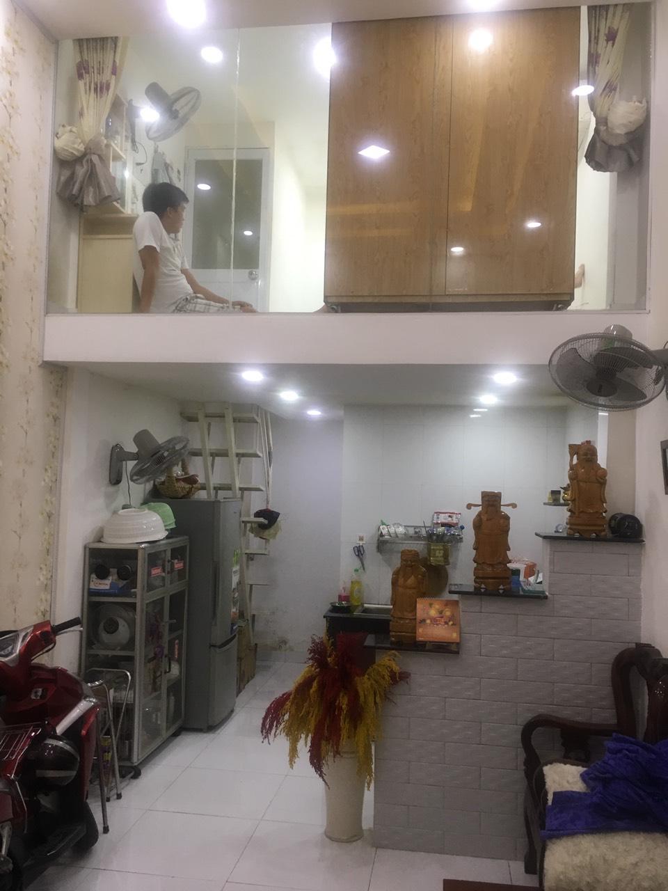 Bán nhà đường Phan Anh phường Bình Trị Đông quận Bình Tân giá rẻ dưới 2 tỷ