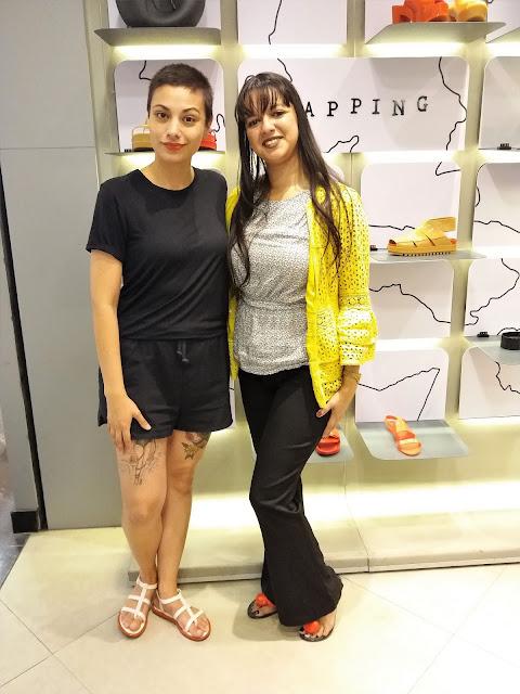 Clube Melissa Dia do Cliente Cheirinho Perfume Melissa