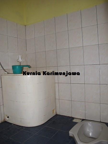 kamar mandi karimunjawa inn