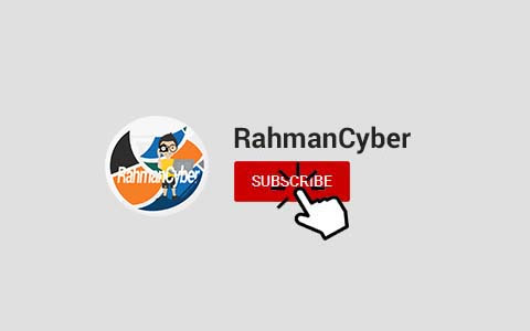 Youtube Channel Resmi RahmanCyber Network