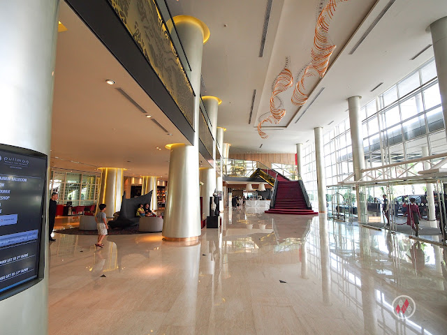 Hotel Lobby 印尼雅加達鉑爾曼酒店 - Pullman Jakarta Indonesia Thamrin CBD
