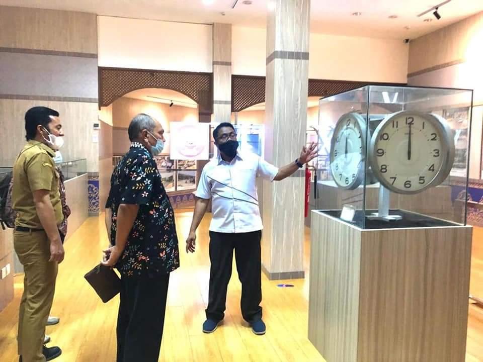 Kemendikbud Standarisasi dan Sosialisasi Pedoman Standardisasi Museum Untuk Museum Batam Raja Ali Haji
