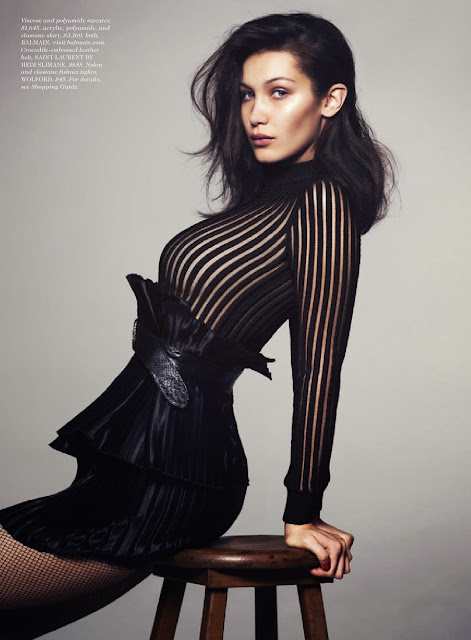 Bella Hadid Photo shoot
