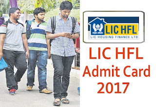 LIC HFL Admit Card 2017,LIC HFL Hall Ticket 2017, Manabadi LIC HFL Admit Card 2017, LIC HFL Call Letter 2017, LIC HFL Syllabus 2017